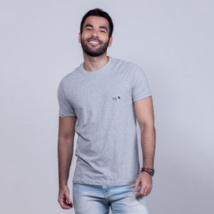 Camiseta Stq Básica Mescla