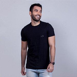 Camiseta Stq Básica Preta