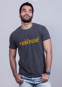 Camiseta Estonada Reiôsse Chumbo