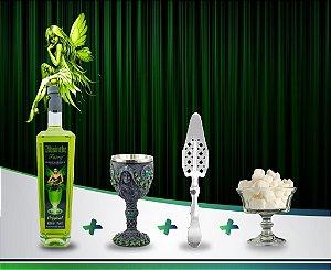 Kit Absinto Fairy Premium Reserve 89,9% #13