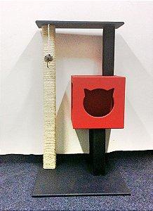 Arranhador para Gatos - LUCKY