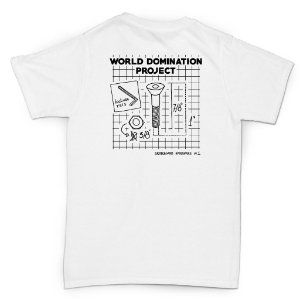 T-SHIRT PROJECT WHITE