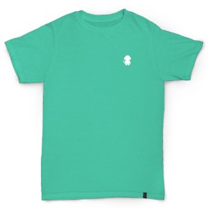 T-SHIRT MONKEY LOGO JADE