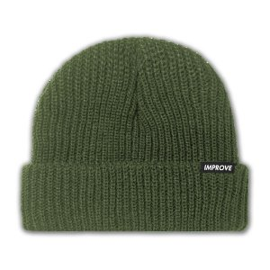 BEANIE HYPE MILITARY GREEN