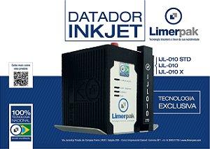 Datador Inkjet para embalagens produzido no Brasil