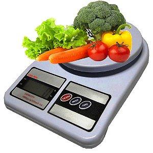 Balança Digital Cozinha Até 10kg Alta Precisão