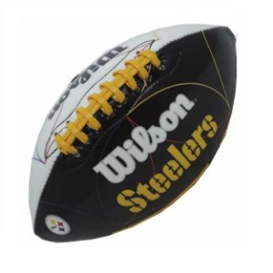 NFL Wilson Football (Pittsburgh Steelers)