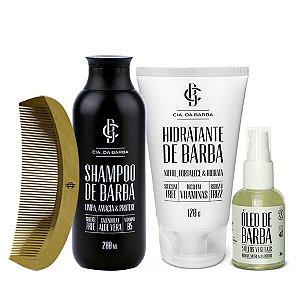 Kit Barba Premium