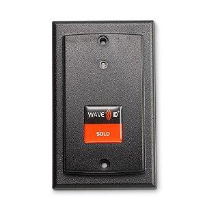 RDR-60W1AKE WAVE ID® Solo Keystroke HID ™ Prox Leitor Ethernet Prox para montagem na parede, c / fonte de alimentação