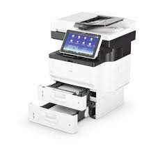 Impressora Multifuncional Ricoh Preto e Branco IM 430F