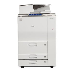 Impressora Multifuncional Laser Ricoh Preto e Branco MP 6503