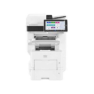 Impressora Multifuncional Laser Ricoh Preto e Branco IM 600SRF