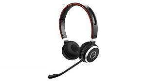 Headset Jabra evolve 65 MS duo bt 6599-823-309
