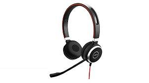 Headset Jabra Evolve 40 UC Estéreo 6399-829-209