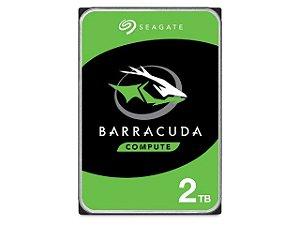 "ST2000DM008 HDD 3,5"" BARRACUDA PARA DESKTOP SEAGATE"