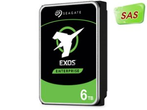 """ST6000NM029A HDD 3,5"""" EXOS PARA SERVIDOR SEAGATE"""