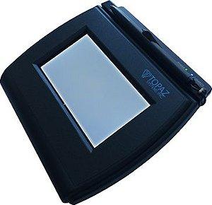 Coletor de Assinatura Topaz Systems T-LBK750SE-WFB1-R Modelo Série Siglite LCD 4X3 WI-FI