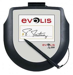 Prancheta de Assinatura Evolis SIG200 - ST-CE1075-2-UEVL