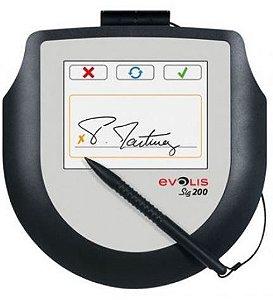 Prancheta de Assinatura Evolis SIG200 (BUNDLE SIG200 + SIGNOSIGN) - ST-CE1075-2-UEVL-MB1