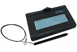Coletor de Assinatura Topaz Systems T-LBK462-KAHSB-R Modelo Quiosque LCD 1X5