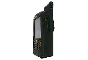 HMC55-H (UBL) - Coldre de Carregamento Com Cinto Para Motorola MC55 / MC65 / MC67