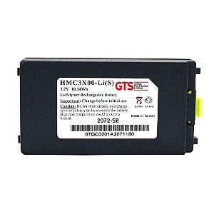 HMC3X00-LI (S) - Bateria GTS Com Capacidade Padrão Para MC3000 / MC31XX