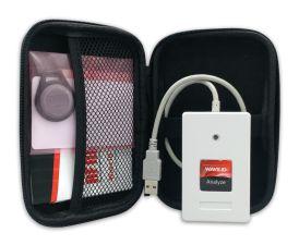 Analisador de Cartão de Cartões Portátil RFIDeas WAVE ID®
