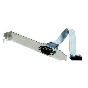 CA-2000 Cabo adaptador de barra de pino para DB09 Macho