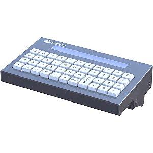 TP-2000-2 - Microterminal via rede com 44 teclas e 2 portas seriais