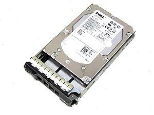 J762N - HD Servidor Dell 600GB 6G 15K 3,5 SAS com F238F