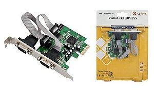 2SG-PCI-E - Placa Serial PCI Express