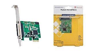 1PG-PCI-E - Placa PCI-E 1 Saída Paralela