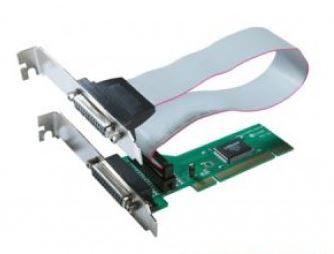 2P-PCI - Placa PCI Comm5 2 Saídas Paralelas LPT