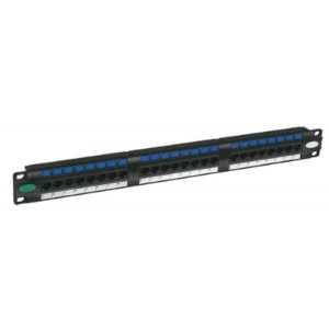 35030152 - Patch Panel Multilan CAT.5E 24 Portas T568A\B Furukawa