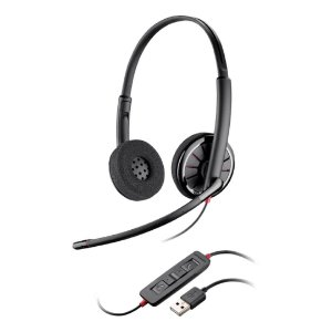 C320 Headset Blackwire - Plantronics