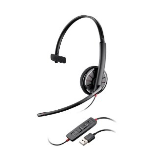 C310 Headset Blackwire - Plantronics