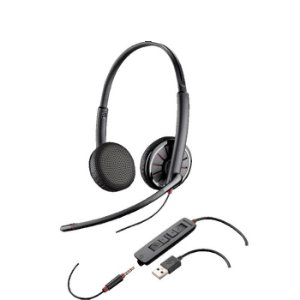 C325.1 Headset Blackwire - Plantronics
