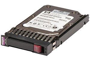 504334-001 - HD Servidor HP 146GB, 15K 2.5 DP SAS