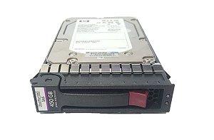 516816-B21 - HD Servidor HP 450GB 6G 15K 3,5 SAS DP