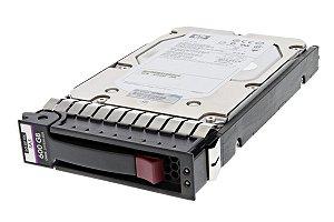 517354-001 - HD Servidor HP 600GB 6G 15K 3,5 SAS
