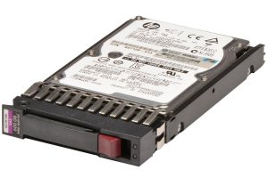 581286-B21 - HD Servidor HP 600GB 6GB 10K 2,5 DP SAS