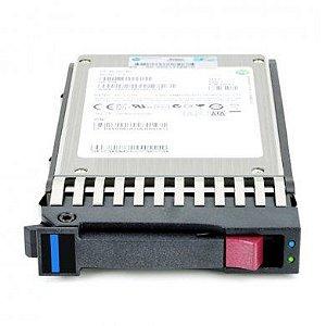 632627-001 - HD Servidor HP 200GB 2,5 SAS 6G SLC SSD