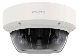 PNM-9000VQ Câmera Network Externa 4x 2MP / 5MP / Multi Sensor e Multi Direcional - Hanwha
