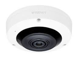 XNF-8010RW Câmera Network Interna IR 6MP X-Series Fisheye - Hanwha