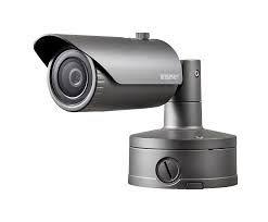 XNO-8030R Câmera Network 5MP IR Bullet - Hanwha