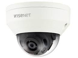 QNV-7030R Câmera Network 4MP IR Dome Resistente à Vandalismo - Hanwha