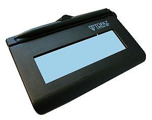 Coletor de Assinatura Topaz Systems T-L462 Modelo Séries Signaturegem LCD 1X5