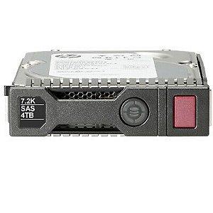 765257-B21 - HD Servidor HP G8 G9 4TB 12G 7,2K 3,5 SAS