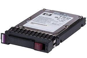 785408-001 - HD Servidor HP 450GB 12G 15K 2,5 DP SAS