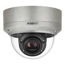 XNV-6120RS Câmera Network 2MP IR Dome em Aço Inoxidável - Hanwha